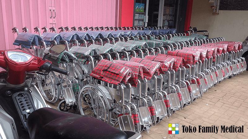 toko kursi roda jakarta bekasi Our Showroom