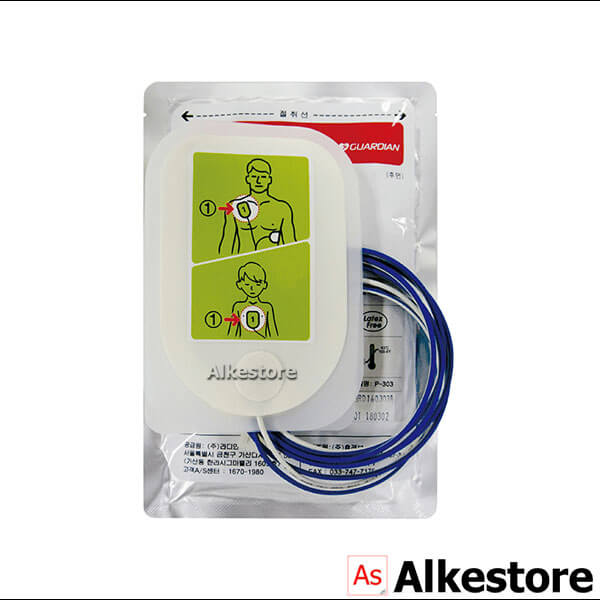 aed-hr-501-pads