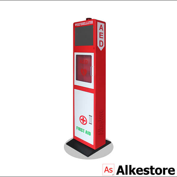 jual standing aed box first aid p3k